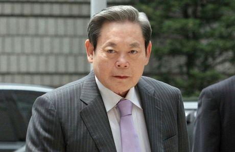 Chu tich Samsung Lee Kun Hee mat 1,2 ti USD sau 2 ngay - Anh 1