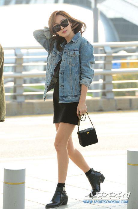 Man do sac doi lap giua Jessica va Dara: Ke sang chanh, nguoi khoe ve dep khong tuoi - Anh 3