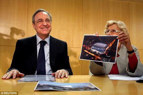 Nam 2020, Real Madrid se hoan thanh sieu SVD co mai che tu dong gia 360 trieu bang - Anh 1