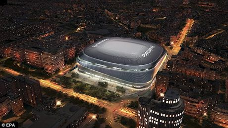 Nam 2020, Real Madrid se hoan thanh sieu SVD co mai che tu dong gia 360 trieu bang - Anh 2