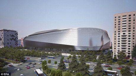 Nam 2020, Real Madrid se hoan thanh sieu SVD co mai che tu dong gia 360 trieu bang - Anh 3
