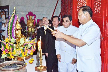 Hoang gia Thai Lan ton vinh Hoa thuong Thich Quang Duc - Anh 2