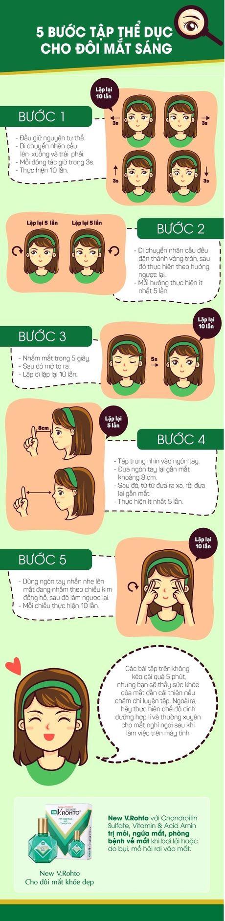 5 buoc tap the duc cho doi mat sang - Anh 1