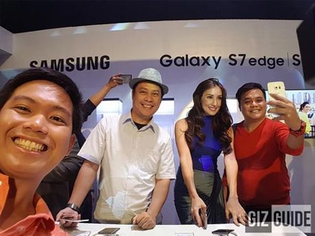 Galaxy S7 edge - cong cu selfie 'chat nhat qua dat' - Anh 3