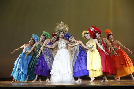 Chuyen tinh nang Giang Huong kieu Broadway - Anh 1