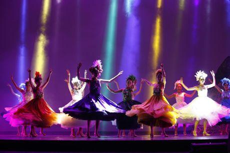 Chuyen tinh nang Giang Huong kieu Broadway - Anh 2