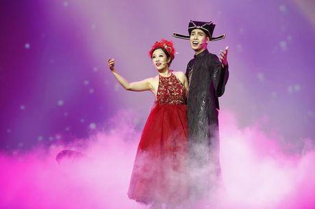 Chuyen tinh nang Giang Huong kieu Broadway - Anh 4