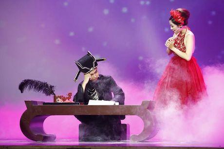 Chuyen tinh nang Giang Huong kieu Broadway - Anh 5
