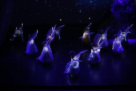 Chuyen tinh nang Giang Huong kieu Broadway - Anh 6