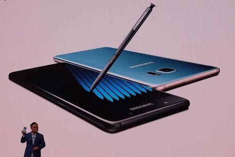 Nghe thuat cham soc khach hang cua Samsung da dat den dinh cao sau tham hoa Note7 - Anh 1