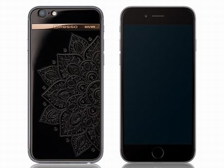 iPhone hang sang, thiet ke tinh te danh rieng cho phai dep - Anh 4