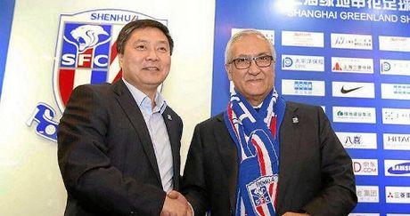 Mourinho va Lippi la ung vien dan dat Trung Quoc - Anh 2
