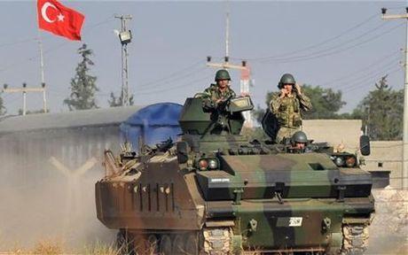 Ong Erdogan: Binh si Tho Nhi Ky co quyen hien dien tai Syria va Iraq - Anh 1