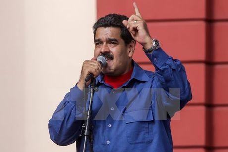 Toa an Venezuela tuoc quyen thong qua ngan sach cua Quoc hoi - Anh 1