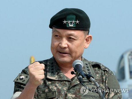Quan chuc cap cao My va Han Quoc thao luan van de Trieu Tien - Anh 1