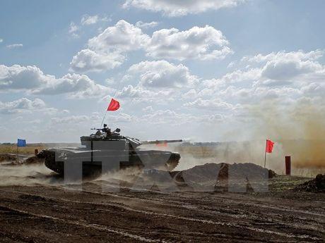 Phap hoi thuc dua ra lo trinh giai quyet xung dot o Ukraine - Anh 1