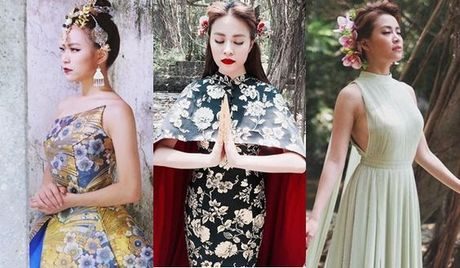 Hoang Thuy Linh 'lot xac' sexy sau 10 nam dong 'Nhat ki Vang Anh' - Anh 10