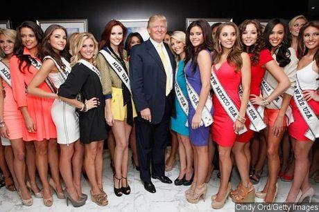 Ung vien tong thong Donald Trump 'nga ngua' vi phai yeu? - Anh 1