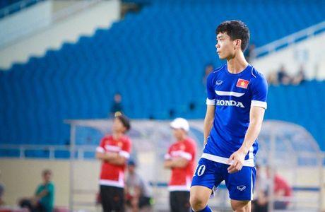 CLB Thai Lan Chonburi muon co Cong Phuong - Anh 1