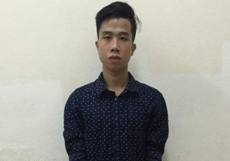 "Nam sinh nam cuoi ""lam them"" bang nghe moi gioi mai dam - Anh 1"
