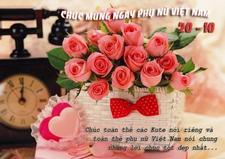 Loi chuc ngay Phu nu Viet Nam 20/10 y nghia nhat cho nguoi yeu - Anh 1