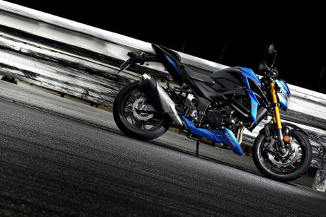 Suzuki gioi thieu GSX-S750 2017, naked-bike 750 phan khoi, kiem soat luc keo 3 cap, ABS - Anh 11