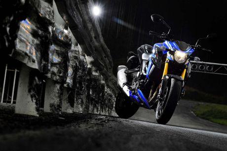 Suzuki gioi thieu GSX-S750 2017, naked-bike 750 phan khoi, kiem soat luc keo 3 cap, ABS - Anh 12