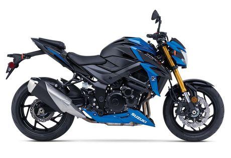 Suzuki gioi thieu GSX-S750 2017, naked-bike 750 phan khoi, kiem soat luc keo 3 cap, ABS - Anh 6