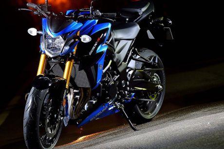 Suzuki gioi thieu GSX-S750 2017, naked-bike 750 phan khoi, kiem soat luc keo 3 cap, ABS - Anh 10