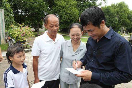 Tuyen Viet Nam giao luu voi lang tre em SOS Go Vap - Anh 5