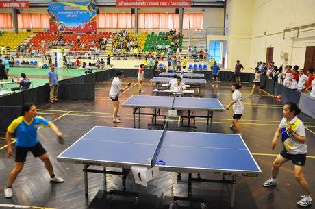 Ngay hoi the thao trong CNVCLD nganh Y te Thu do nam 2016 - Anh 2
