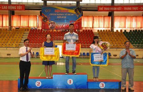 Ngay hoi the thao trong CNVCLD nganh Y te Thu do nam 2016 - Anh 5