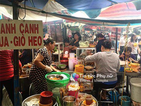 "Ganh bun thit nuong cu den trua lai thom ""nuc mui"" mot goc cho Ban Co - Anh 3"