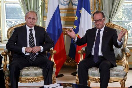 Vi Syria, quan he Nga - Phap quay ve thoi 'Chien tranh lanh' - Anh 1