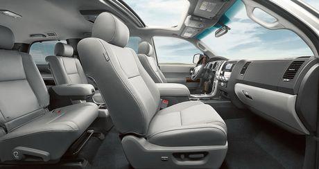 Toyota Sequoia 2017: SUV co lon hoan hao gia tu 45.460 USD - Anh 2
