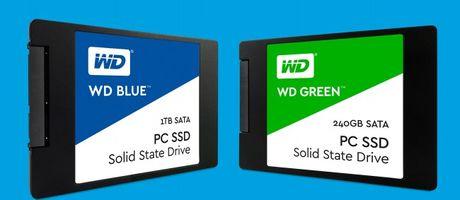 Cuoi cung Western Digital cung da ra mat o cung SSD - Anh 1