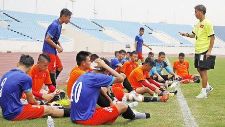 U19 Viet Nam da san sang tao bat ngo - Anh 1