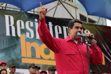 Tong thong Venezuela: Trump hay Clinton deu khong khong mang lai loi loc gi cho My Latin - Anh 1