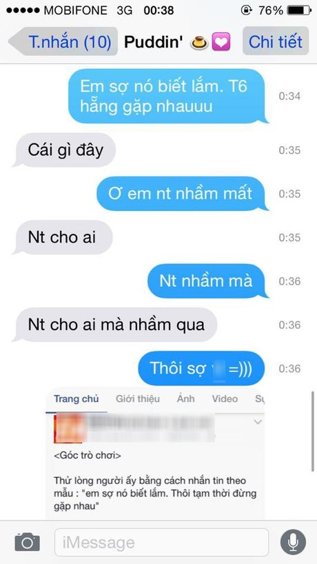 Chi em hao hung voi trao luu thu long nguoi yeu bang tin nhan: 'Em so no biet lam' - Anh 10
