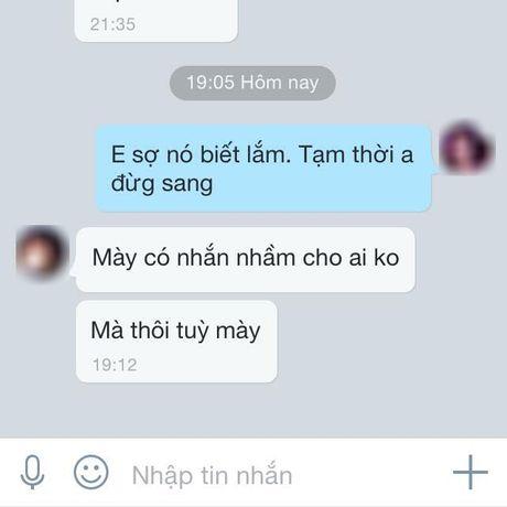 Chi em hao hung voi trao luu thu long nguoi yeu bang tin nhan: 'Em so no biet lam' - Anh 9