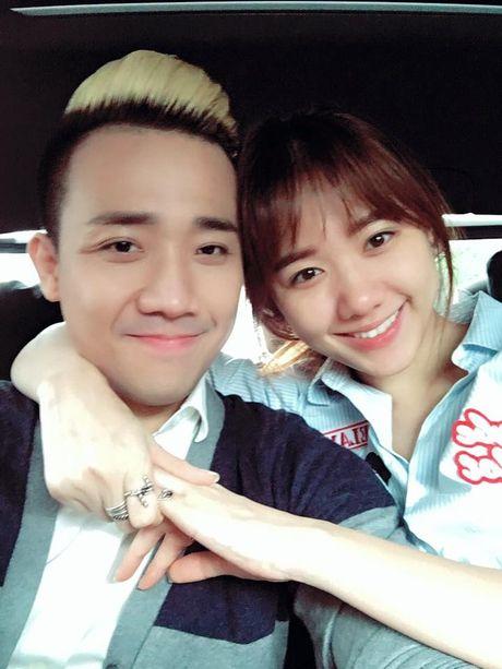 Tran Thanh goi Hari la 'ban Heo', mong nguoi yeu mau khoi benh - Anh 2
