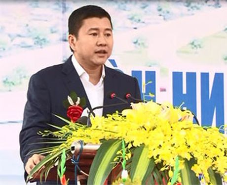 Chu tich Tap doan Xay dung Mien Trung nhan Cup Thanh Giong - Anh 3