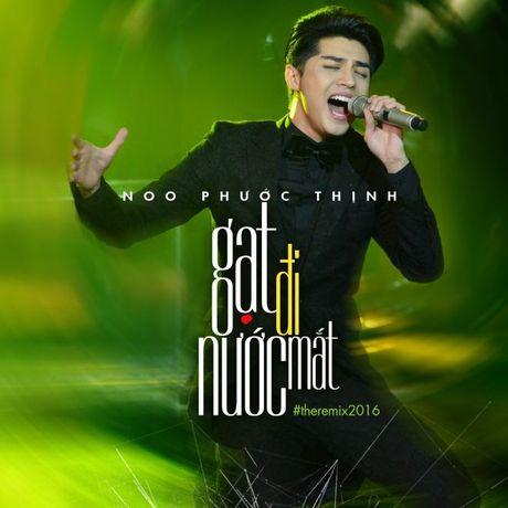 Noo Phuoc Thinh va 'Gat di nuoc mat' tung co loat san khau an tuong the nay - Anh 1