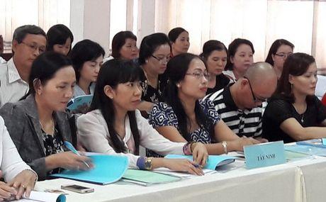 Tong LDLDVN tang cuong nang cao vai tro Ban nu cong co so - Anh 3