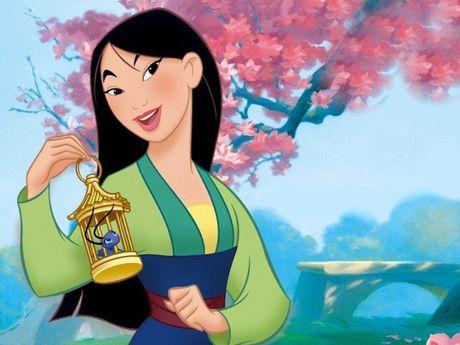 Disney tuyen dien vien Trung Quoc vao vai Hoa Moc Lan - Anh 1