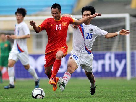 DT Viet Nam gap doi thu cung cua trong chuyen du dau Han Quoc - Anh 1