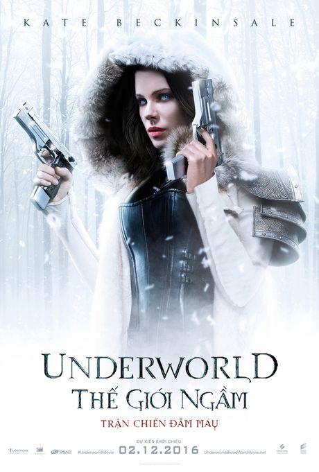 Underworld 5 tung trailer he lo cuoc giao tranh dam mau cua toc soi va ma ca rong - Anh 1