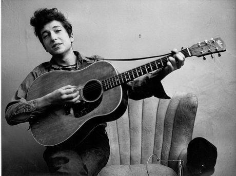 Giai Nobel Van hoc 2016 da co chu - vinh danh 'huyen thoai' Bob Dylan - Anh 2