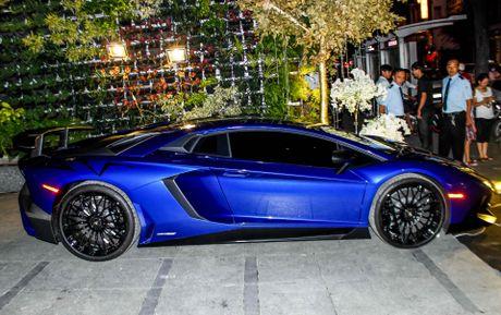 Dai tiec Lamborghini cua Minh Nhua o Sai Gon - Anh 3