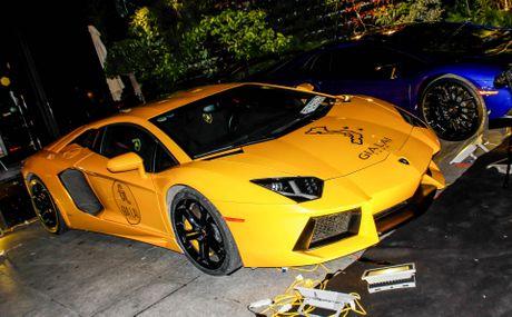 Dai tiec Lamborghini cua Minh Nhua o Sai Gon - Anh 5